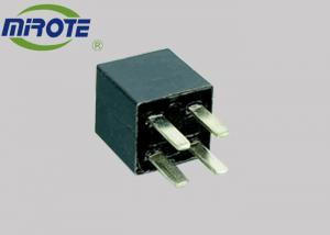 China Universal 30A  40A  12 Volt 4 Pin Relay  Automotive  Square Shape Multi Purpose electromagnetic relay on sale