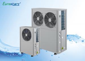 China Antifreezing Cold Climate Mini Split Heat Pump Freestanding R410A / R407C on sale