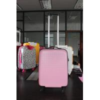 China A-0347 ABS luggage PC kid's luggage- hardshell on sale