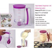 Batter Dispenser, Cake Batter Dispenser, cake tool, kitchen tool