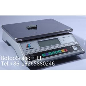 China 10kg / 0.1g Electronic Weighing Balance Counting Summation Upper And Lower Limit Warning on sale