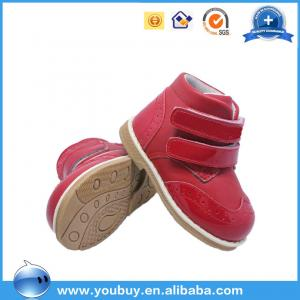 China Kids Orthopedic Shoes Girls Top Printing Design Baby Girls Shoes With Orthopedic TPR Sole Design on sale