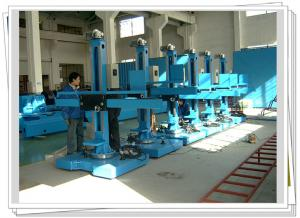 China Rotary Pipeline Welding Manipulator For Pipe Tank Vessel Fabrication on sale