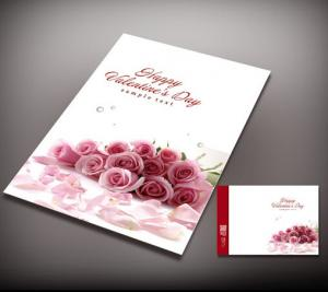 China Thick greeting cards printing, A5 birthday card printing, cardboard material card printing on sale