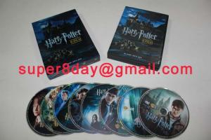 China Harry Potter Season 1-8 Movies DVD The TV Show DVD US TV Series DVD on sale