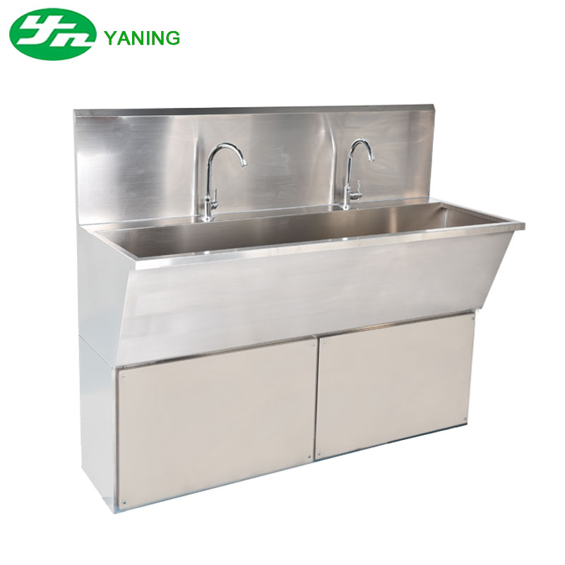 stainless steel hospital hand washing sink for sale medical hand rh ffucleanroom sell everychina com