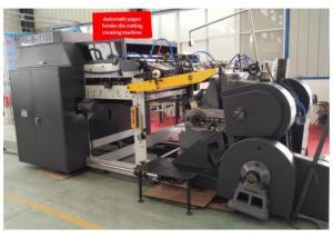 China 7500kg Corrugated Cardboard Cutting Machine , Automatic Paper Die Cutting Machine on sale