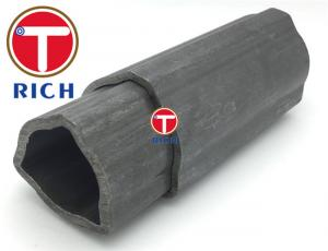 China Lemon Pipe Type Triangle Steel Tube Special Steel Pipe for PTO Agricultural Drive Shaft 1010 1020 on sale