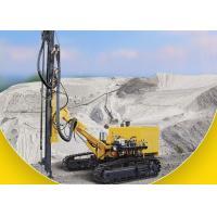 New Design KG430 Diesel engine driven DTH crawler drilling rig For Rock Blasting drilling