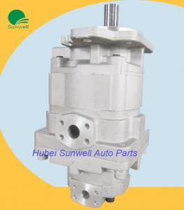 China Komatsu hydraulic pump WA470-3 loader gear pump 705-52-30280 on sale