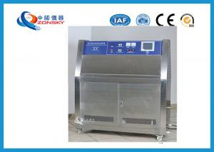 China High Precision 220V UV Weathering Chamber Reliable With ISO 9001 Certification on sale