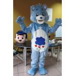 Cuide los trajes del personaje de dibujos animados del oso con las imágenes preciosas y divertidas para los adultos