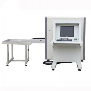 China X Ray Airport Security Screening Equipment With Tunnel Size 650*500cm on sale