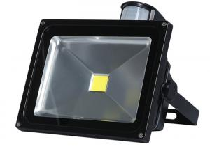 Quality Ip65 Outdoor Waterproof Solar Led Flood Light Pir Motion Sensor 10 20 30 50 Watt for sale