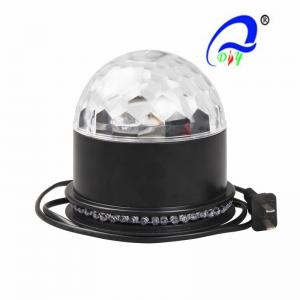China Rotating Magic Ball Shape LED Stage Light Indoor Christmas Lights For Party on sale