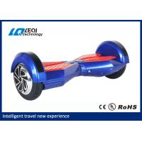 8 Inch Dual Wheels Self Balancing Electric Scooter , Max Speed 12 Km/Hour