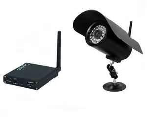 China High Resolution Brightness 4 Level auto zoom security wireless cctv camera system With self - check on sale