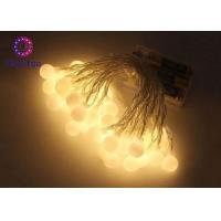 Globe Indoor Christmas String Lights Wedding Xmas Party Battery Powered