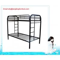 Twin over Twin Metal Bunk Bed for kids (BED-M-06)