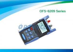 China Light Source Fiber Optic Tester 190X100X50 mm , 370g 3pcs 1.5V batteries Lab Testing on sale
