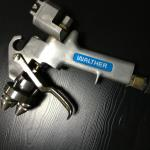 CE Approved 20cmx 20cmx5cm Two Heads SS Car Paint Spray Gun