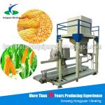 accurate weighing rational maize corn filling packaging machine