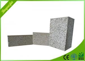 China FPB Panel Sandwich Interior Lightweight EPS bathroom use waterproof cement sandwich panel on sale