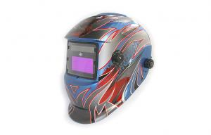 China Electronic Vision Welding Helmet Auto Shade , DIN 4 / DIN 9-13 on sale