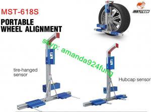 Quality Alinhamento de roda portátil claro pequeno MST-618S for sale