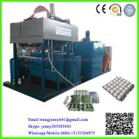 wate paper egg tray/egg box making machine from China Longkou Fuchang