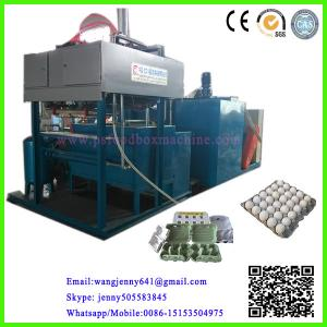 China wate paper egg tray/egg box making machine from China Longkou Fuchang on sale