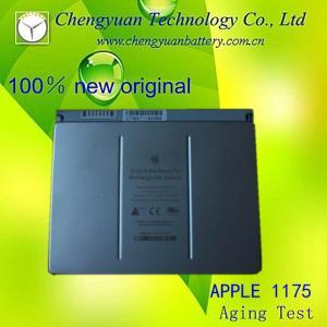 China Original Laptop akku for Apple MacBook A1175, A1022 battery on sale