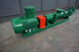 China Horizontal Screw Pump with Explosion-proof for Chemical Material on sale