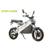 48V 800W EMMO Motorcycle Style Pedal Assist Electric Bike With 45km/H Max Speed
