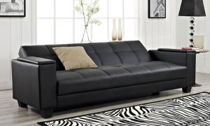 China Top Grain Luxury Sectional Leather Sofa Modular With Soft Cushions on sale