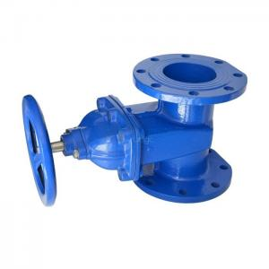 China Rigid Round Body BS5163A Resilient Wedge Gate Valve on sale