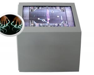 China 55 Wide screen Kiosk Touch Screen optional Configuration with many color on sale