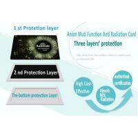 China Radisafe electromagnetic radiation Card on sale
