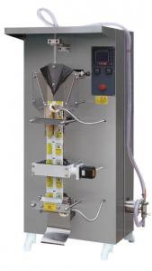 China Safety 2.5kw Liquid Pouch Filling Equipment 1050×850×2050 Mm For Soy Milk on sale