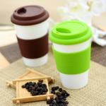 Taza de café de Multicol/taza para el regalo y promocional de cerámica