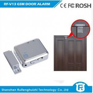China Wireless gprs/gsm smart door alarm tracker with microphone voice monitoring rf-v13 on sale