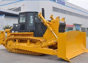 China 320HP SD32 SHANTUI Crawler Bulldozer With 335.5L / Min Displacement on sale
