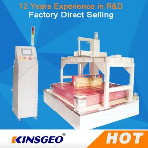 China 0-99999 Times Compression Hardness Testing Machine For Mattress Imported Servo Motor on sale