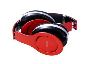 China Red Computer / Ipad Retractable Waterproof Bluetooth Earphone With Line Out HF680S on sale