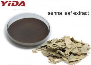 China Natural Herbal Senna Leaf Extract / Folium Sennae Extract Powder on sale