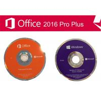 China Microsoft PC Computer Software Updates Office 2016 Professional Plus with 3.0 USB Flash Drive on sale
