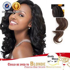 China 6a cheap hair weaving brazilian human hair 18inch 20inch 22inch brazilian body wave virgin hair extension on sale