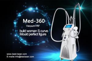 China Cellulite Reduction / Body Shaping Ultrasonic RF Vacuum Cavitation Slimming Machine on sale