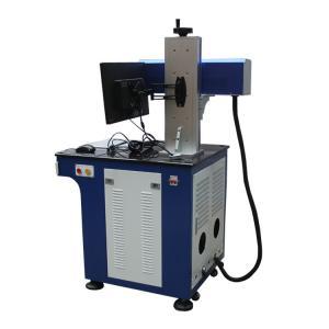 China Co2 Laser Engraving Machine For Bar Codes Marking , Metal Marking Machine on sale