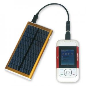 China solar charger for mobile phone in sunshine on sale